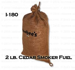 Isabee's Smoker Fuel